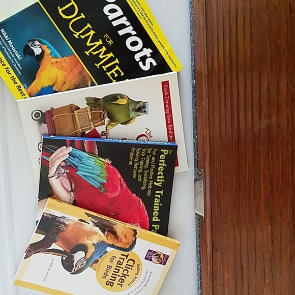 Other - Parrot bird books